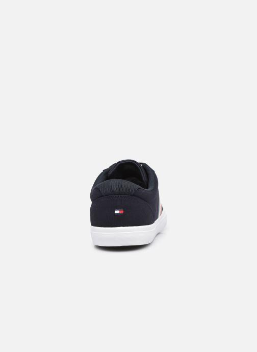 Sneaker Tommy Hilfiger ESSENTIAL STRIPES DETAIL SNEAKER blau ansicht von rechts