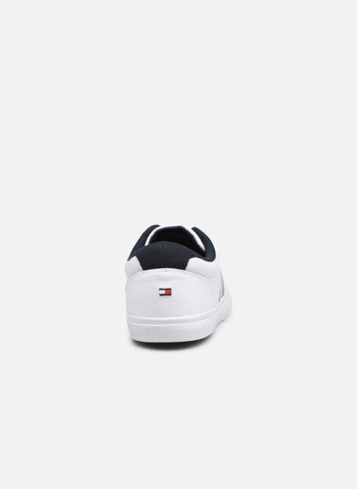 Sneaker Tommy Hilfiger ESSENTIAL STRIPES DETAIL SNEAKER weiß ansicht von rechts