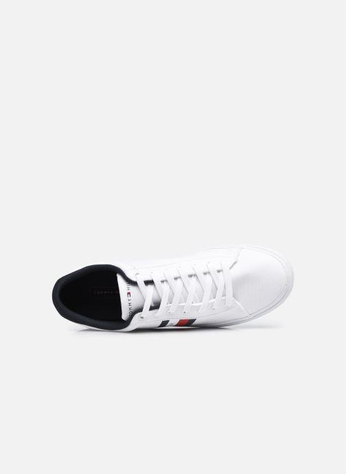 Sneaker Tommy Hilfiger ESSENTIAL STRIPES DETAIL SNEAKER weiß ansicht von links
