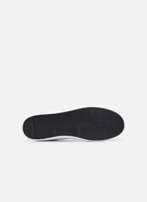 Sneaker Tommy Hilfiger ESSENTIAL STRIPES DETAIL SNEAKER weiß ansicht von oben