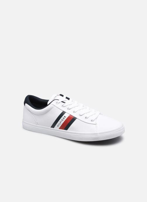 Sneaker Tommy Hilfiger ESSENTIAL STRIPES DETAIL SNEAKER weiß detaillierte ansicht/modell