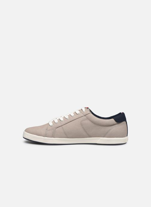 Baskets Tommy Hilfiger ICONIC LONG LACE SNEAKER Gris vue face