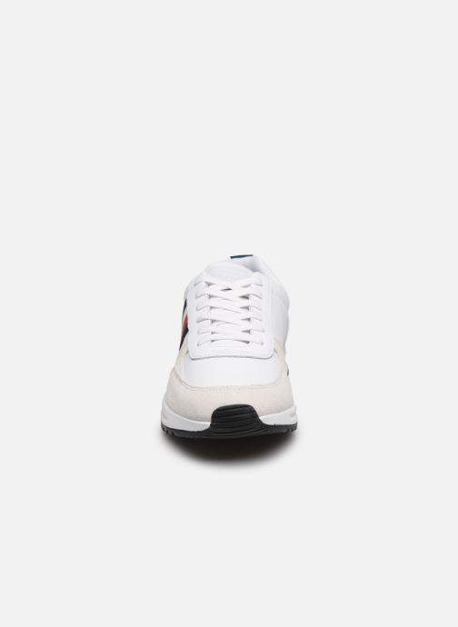 Trainers Tommy Hilfiger MODERN CORPORATE LEATHER RUNNER White model view
