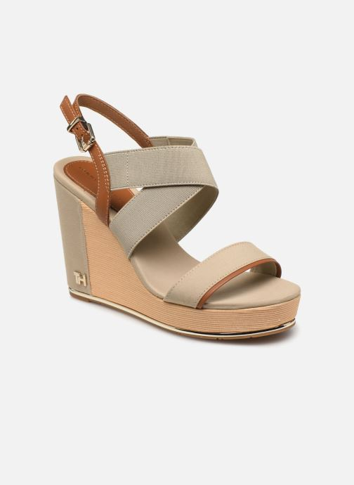 Sandales et nu-pieds Femme TH HARDWARE BASIC HIGH WEDGE