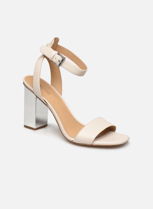 Sandali e scarpe aperte Michael Michael Kors PETRA ANKLE STRAP Bianco vedi dettaglio/paio