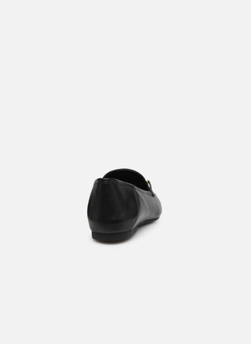 Mocasines Michael Michael Kors TRACEE LOAFER Negro vista lateral derecha