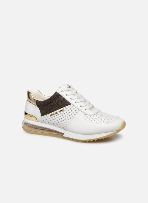 Trainers Michael Michael Kors ALLIE TRAINER EXTREME White detailed view/ Pair view