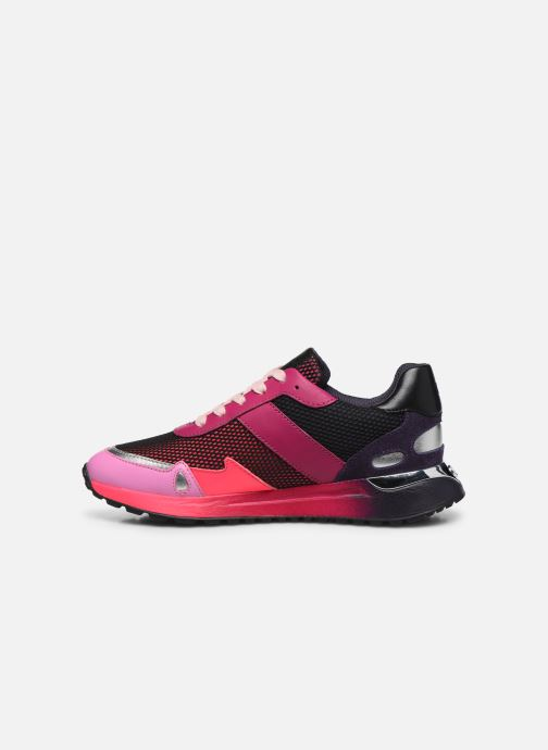 Sneakers Michael Michael Kors MONROE  TRAINER Rosa immagine frontale