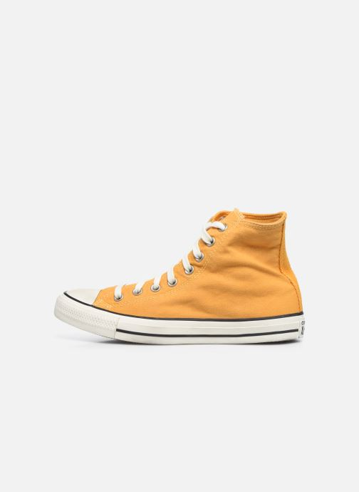 Sneakers Converse Chuck Taylor All Star Chuck Taylor Cheerful Hi Giallo immagine frontale