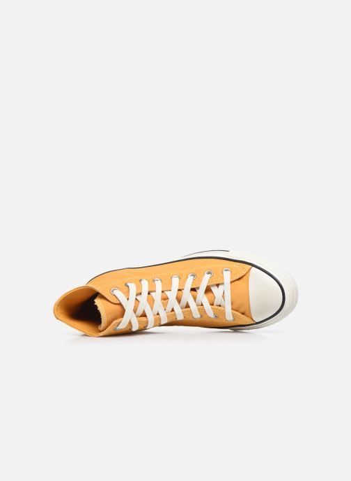 Sneakers Converse Chuck Taylor All Star Chuck Taylor Cheerful Hi Giallo immagine sinistra