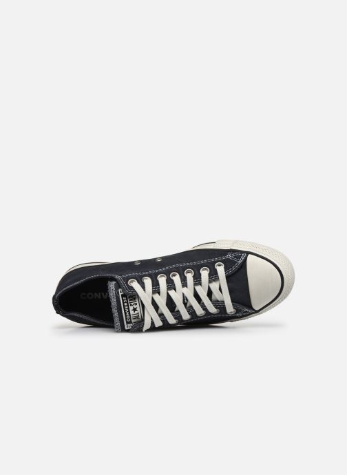 Trainers Converse Chuck Taylor All Star Self Expression Ox Black view from the left