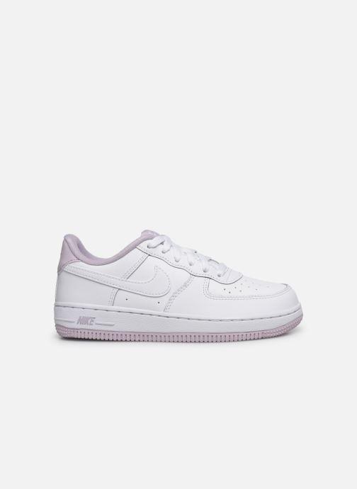 Sneaker Nike Nike Force 1-1 (Ps) weiß ansicht von hinten