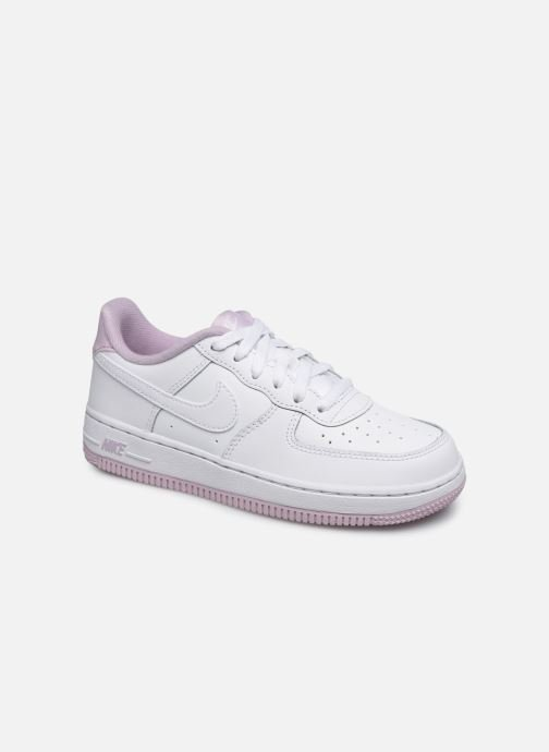 Sneaker Nike Nike Force 1-1 (Ps) weiß detaillierte ansicht/modell