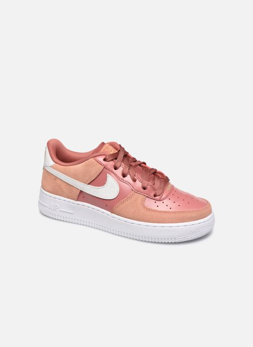 Baskets Nike Air Force 1 Lv8 V Day (Gs) Rose vue détail/paire