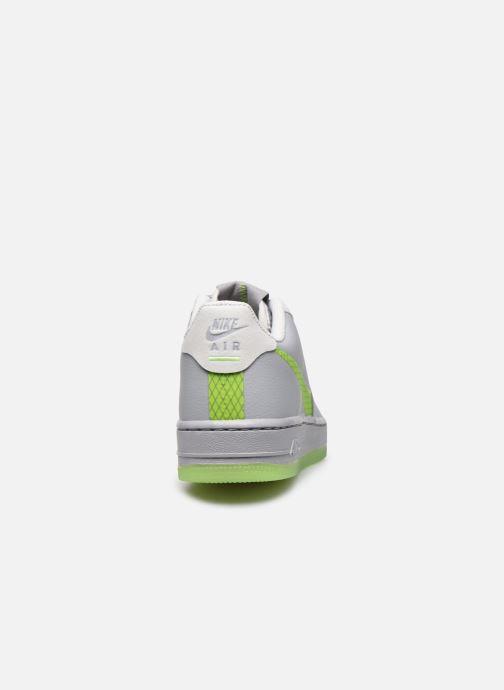 Sneaker Nike Nike Air Force 1 Lv8 3 (Gs) grau ansicht von rechts