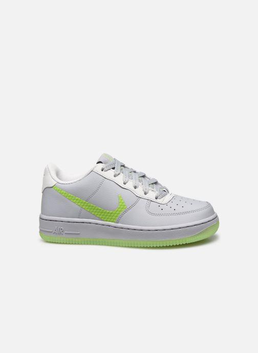 Sneaker Nike Nike Air Force 1 Lv8 3 (Gs) grau ansicht von hinten