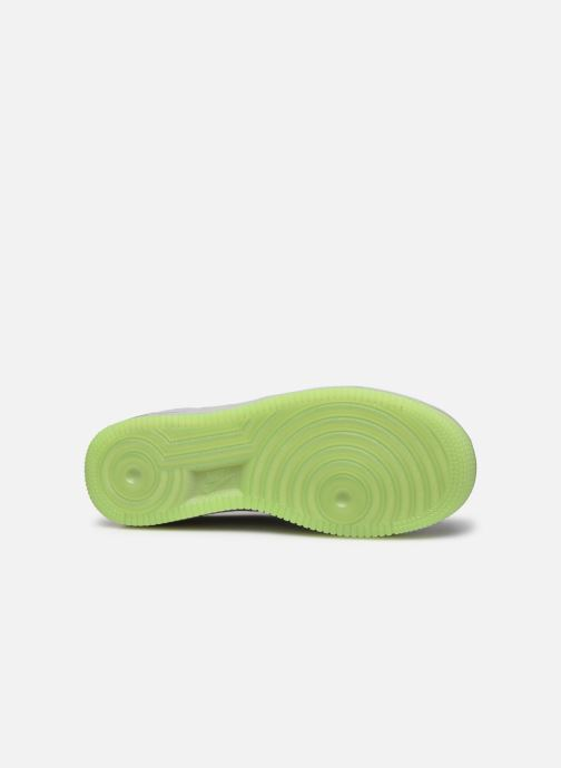 Sneaker Nike Nike Air Force 1 Lv8 3 (Gs) grau ansicht von oben