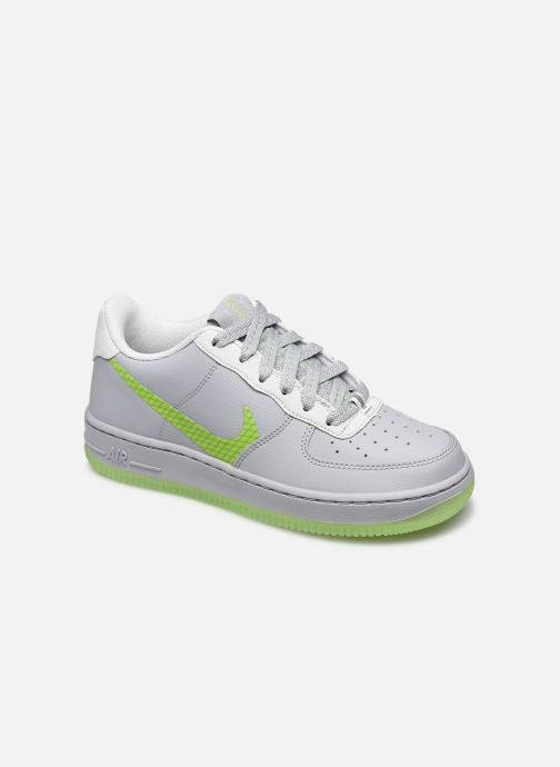 Nike Nike Air Force 1 Lv8 3 (Gs) (Gris) Baskets chez