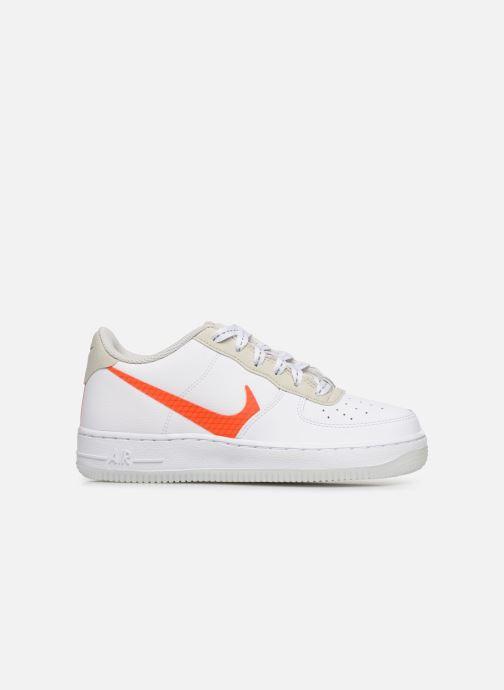 Sneaker Nike Nike Air Force 1 Lv8 3 (Gs) weiß ansicht von hinten