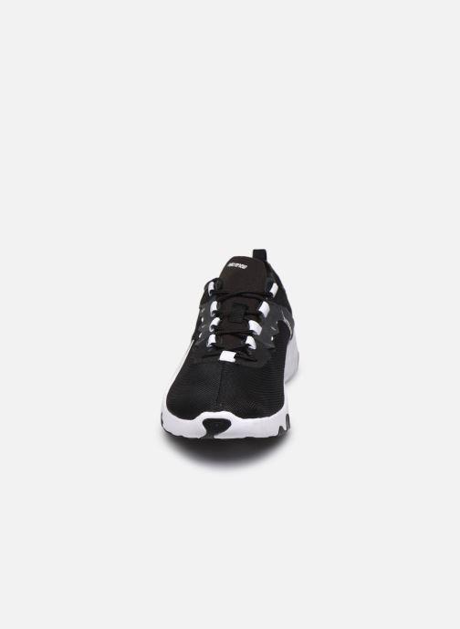 Baskets Nike Nike Renew Element 55 (Gs) Noir vue portées chaussures