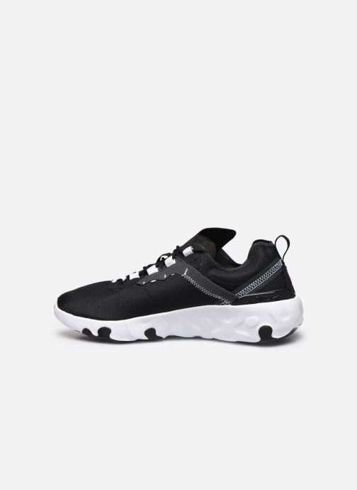 Baskets Nike Nike Renew Element 55 (Gs) Noir vue face