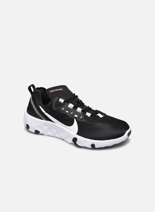 Baskets Nike Nike Renew Element 55 (Gs) Noir vue détail/paire