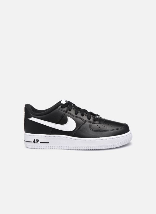 Deportivas Nike Air Force 1 An20 (Gs) Negro vistra trasera