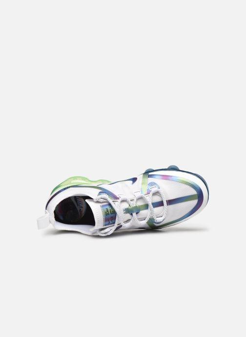 Baskets Nike Nike Air Vapormax 2019 20 (Gs) Blanc vue gauche