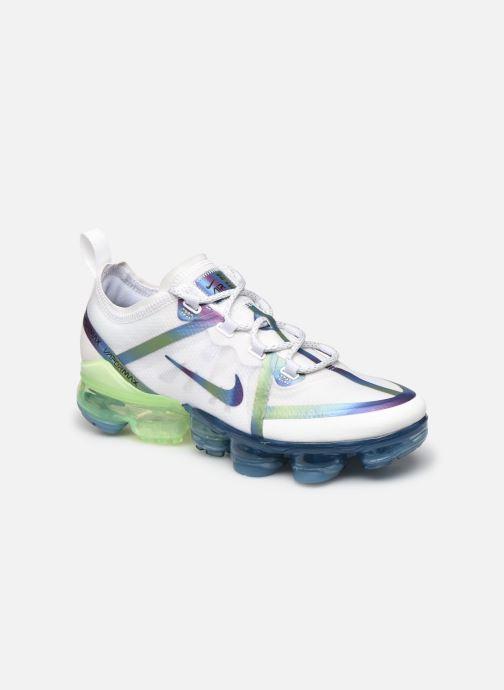 Baskets Nike Nike Air Vapormax 2019 20 (Gs) Blanc vue détail/paire