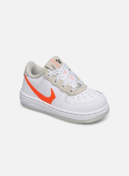 Nike Nike Force 1 Lv8 3 (Td) (Bianco) Sneakers chez