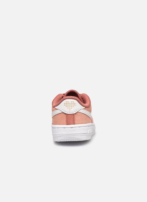 Sneakers Nike Force 1 Lv8 V Day (Td) Pink Se fra højre