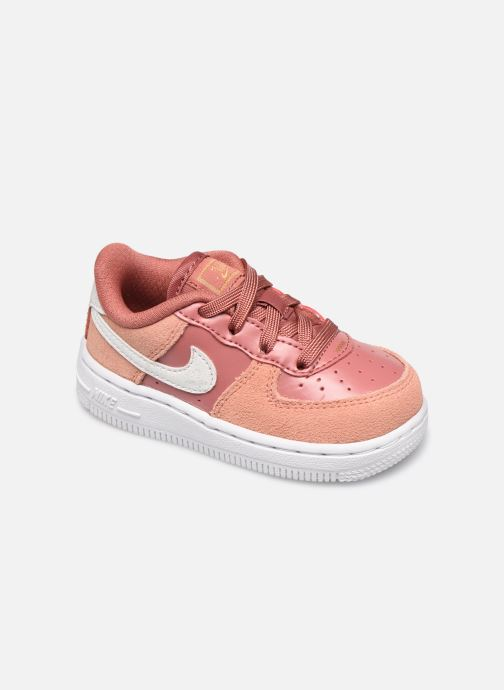 Sneakers Nike Force 1 Lv8 V Day (Td) Pink detaljeret billede af skoene
