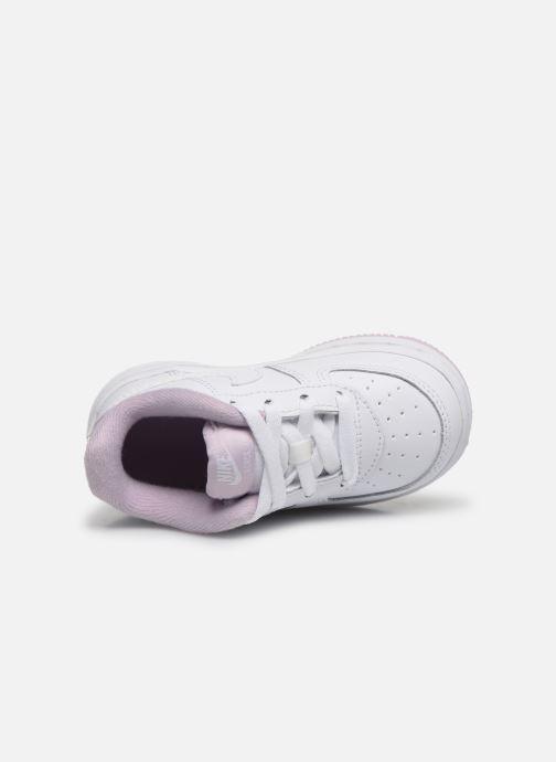 Baskets Nike Nike Force 1-1 (Td) Blanc vue gauche