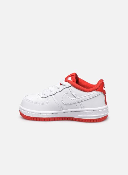 Baskets Nike Nike Force 1-1 (Td) Blanc vue face