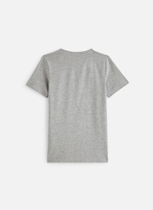 Vêtements Name it Nkmbaxter Ss Top Gris vue bas / vue portée sac