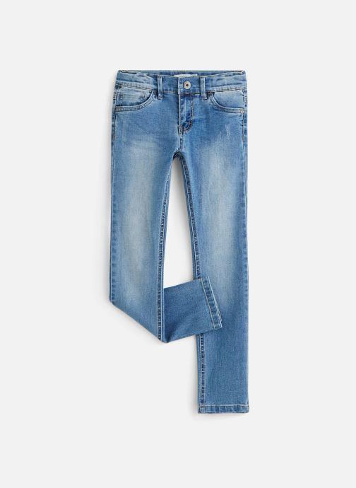 Vêtements Name it Nkmtheo Dnmtrappe 1301 Pant Bleu vue détail/paire