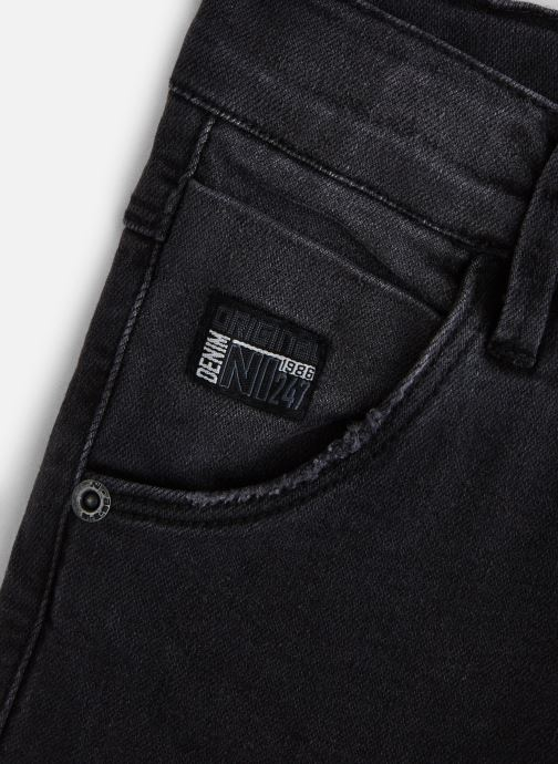 Vêtements Name it Nittrap Skinny Dnm Pant Nmt Noir vue portées chaussures
