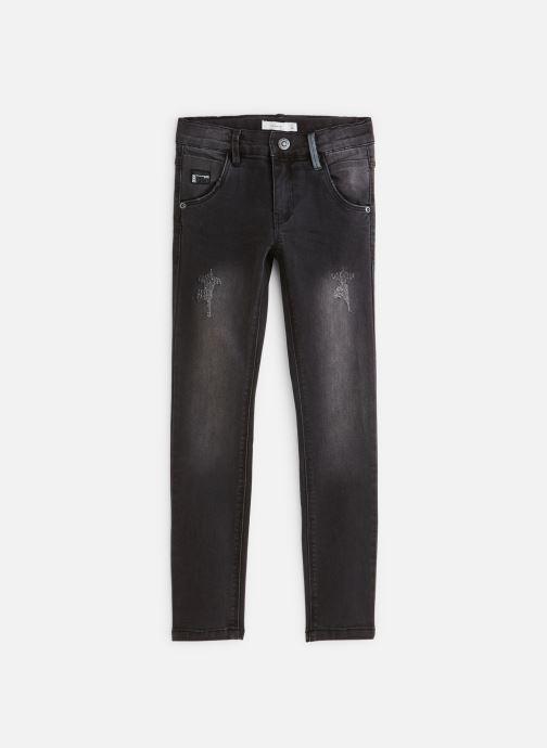 Vêtements Name it Nittrap Skinny Dnm Pant Nmt Noir vue détail/paire