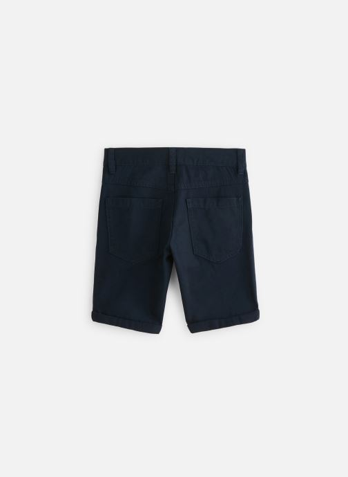 Vêtements Name it Nkmsofus Twiisak Long Short Camp Bleu vue bas / vue portée sac