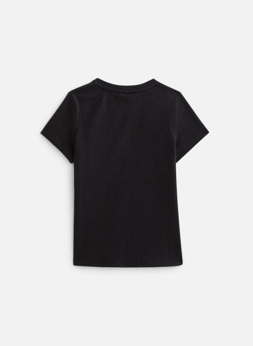 Vêtements Name it Nkftinea Ss Top Box Noir vue bas / vue portée sac