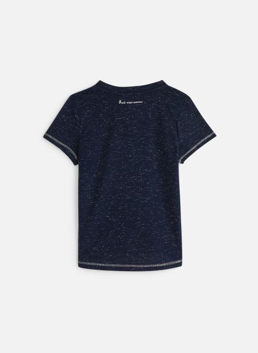 Vêtements Name it Nkfbasigga  Ss Top Bleu vue bas / vue portée sac