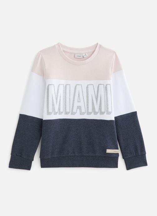 Vêtements Name it Nkftmiami Swe Unb Multicolore vue détail/paire