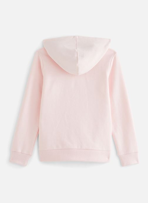 Vêtements Name it Nkftpretty  Swe W Hood Unb Rose vue bas / vue portée sac