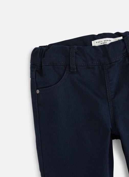Vêtements Name it Nittinna Skinny Twi Legging F Bleu vue portées chaussures