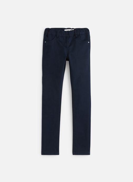 Vêtements Name it Nittinna Skinny Twi Legging F Bleu vue détail/paire