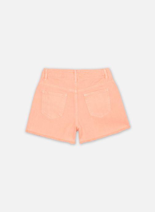 Vêtements Name it Nkfrandi Mom Twiizza Shorts Camp Rose vue portées chaussures