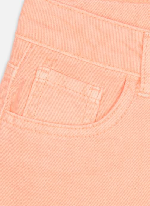 Vêtements Name it Nkfrandi Mom Twiizza Shorts Camp Rose vue face