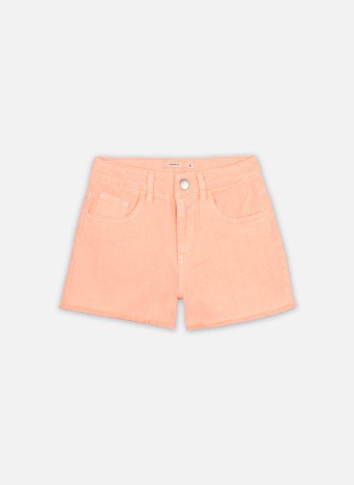Vêtements Name it Nkfrandi Mom Twiizza Shorts Camp Rose vue détail/paire