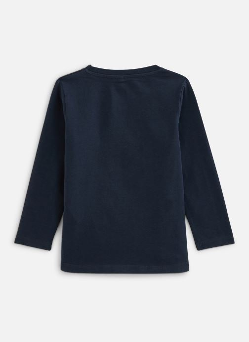 Vêtements Name it Nmmtopa Ls Top Bleu vue bas / vue portée sac