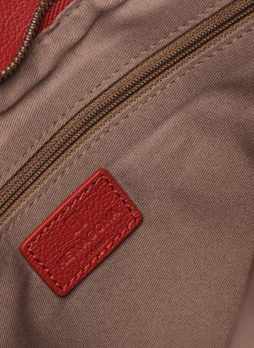 Bolsos de mano Hexagona APPALOOSA PORTE EPAULE Rojo vistra trasera